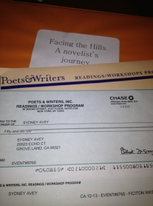 Poets & Writers workshop program